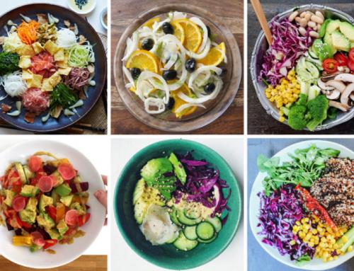 BOWL FOOD : équilibre et santé