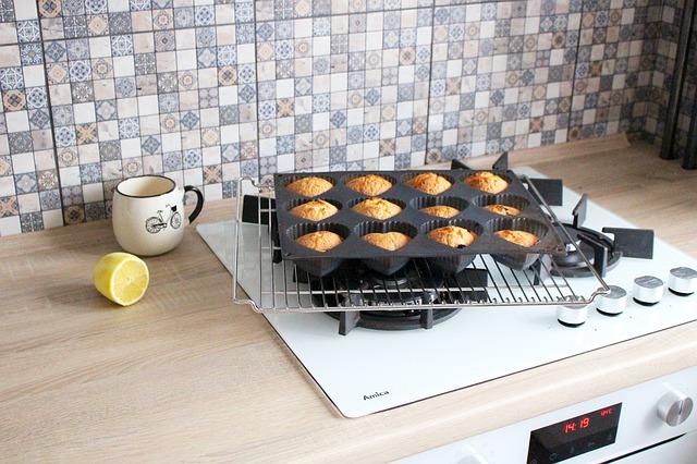 La recette des muffins au citron et graines de chia