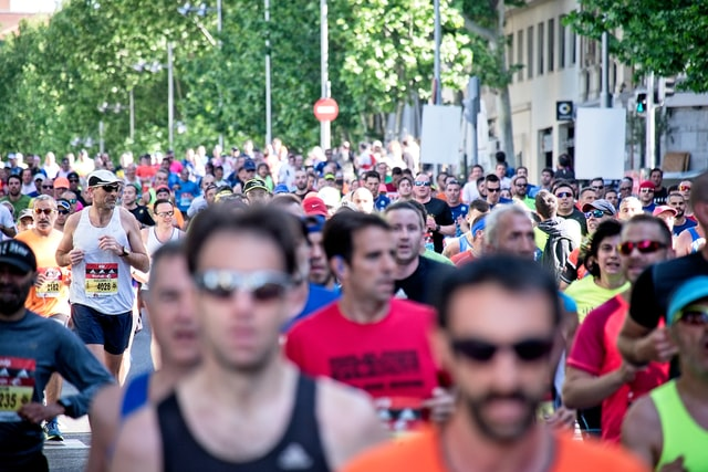 Que faut-il manger avec un marathon ?